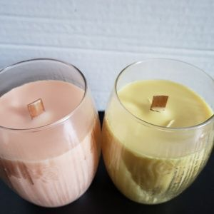 2 YANKEE CANDLE - PURE RADIANCE (Discontinued) NWT